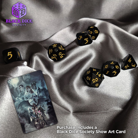 The Black Dice Society Set