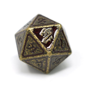 Single d20 - Unearthed Bloodline
