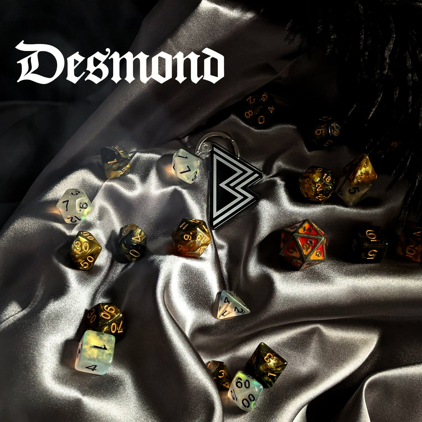 The Desmond Dice Palette