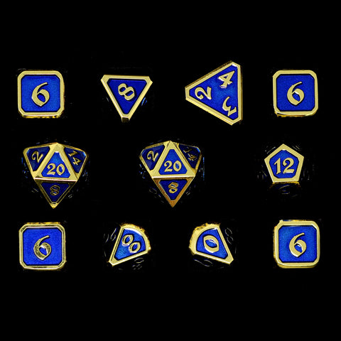 Mythica Gold Sapphire - 11 Piece Set