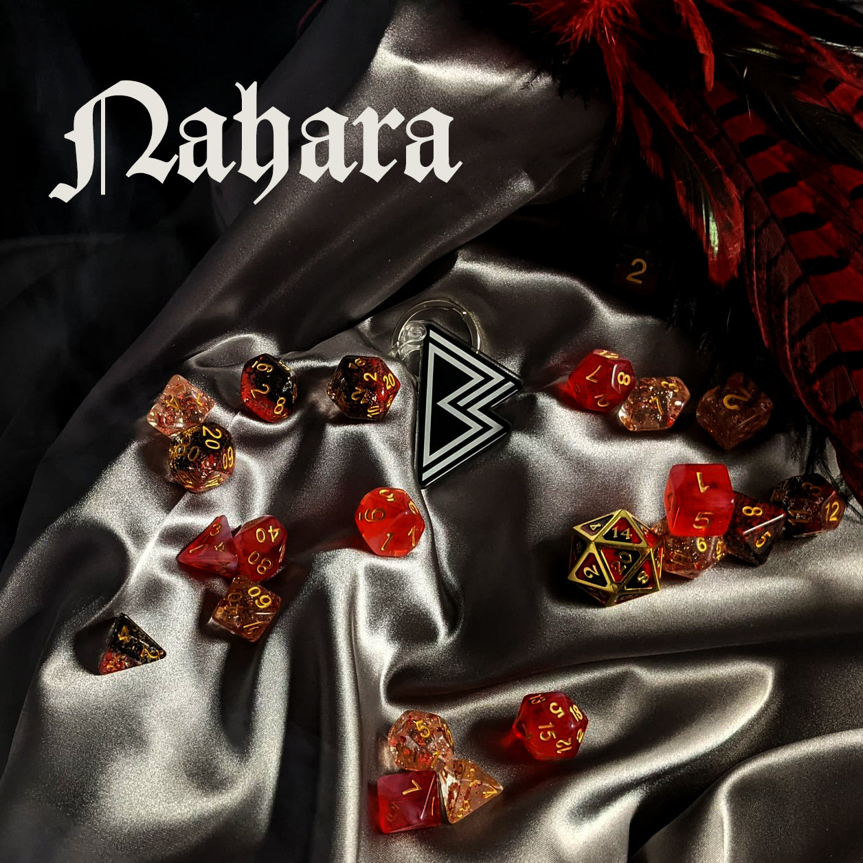 The Nahara Dice Palette