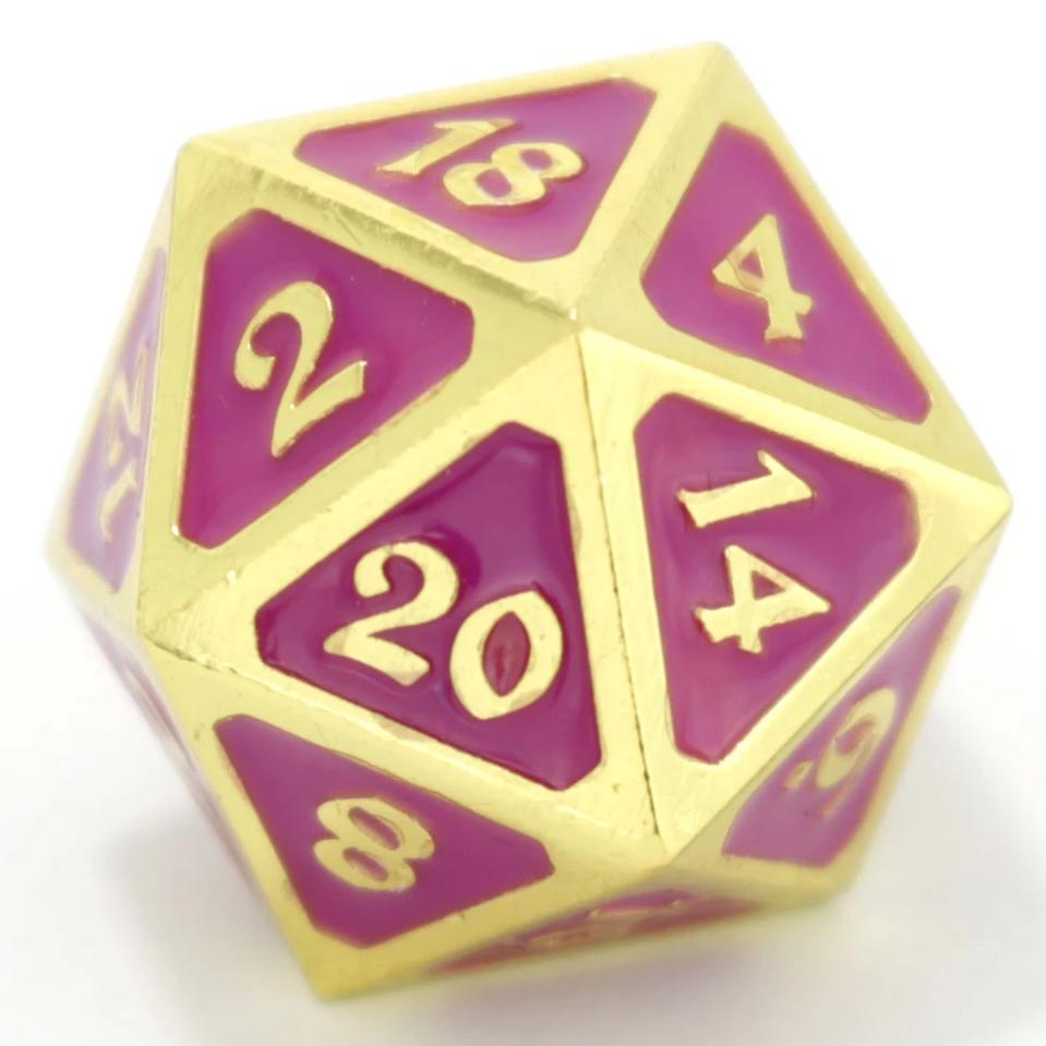 Single d20 - AfterDark Neon Nightlife