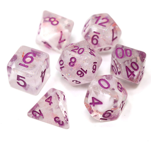 RPG Set - Pink Snowdrift