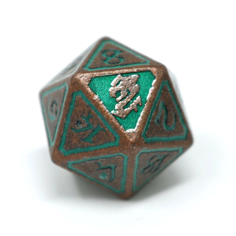 Single d20 - Unearthed Sage