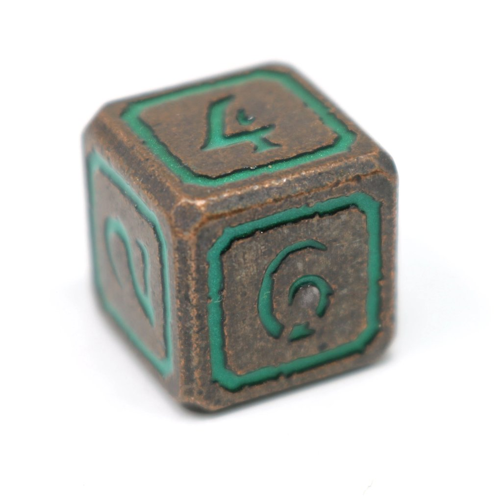 Single d6 - Unearthed Sage