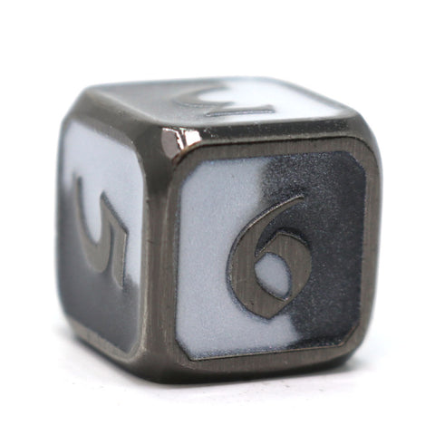 Single d6 - Spellbinder Shadesteel