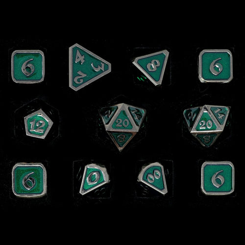Mythica Sinister Emerald - 11 Piece Set