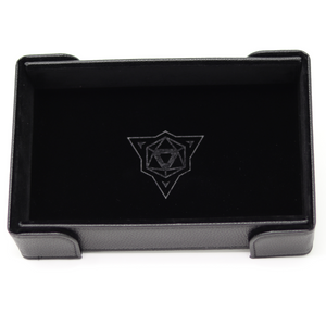 Die Hard Magnetic Rectangle Tray w/ Black Velvet