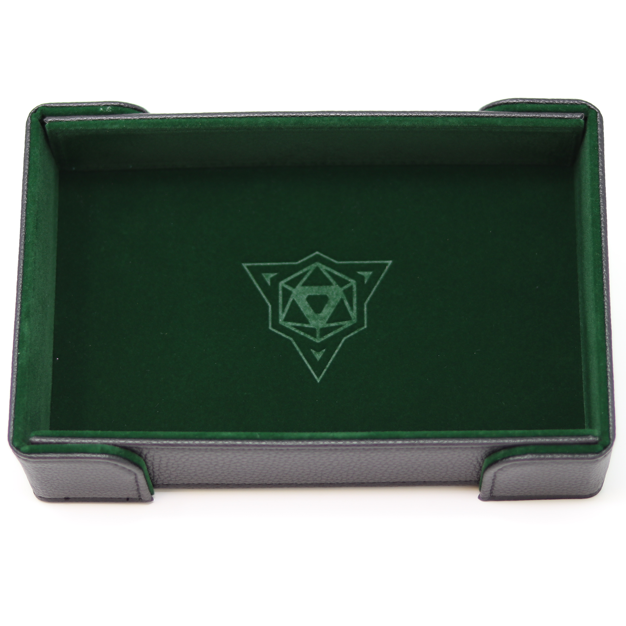 Die Hard Magnetic Rectangle Tray w/ Green Velvet