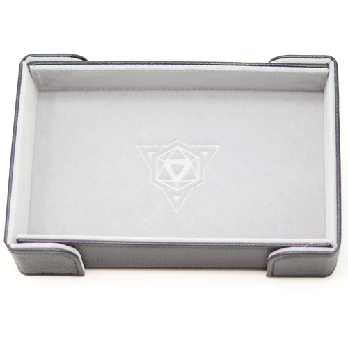Die Hard Magnetic Rectangle Tray w/ Gray Velvet
