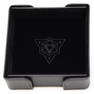 Die Hard Magnetic Square Tray w/ Black Velvet