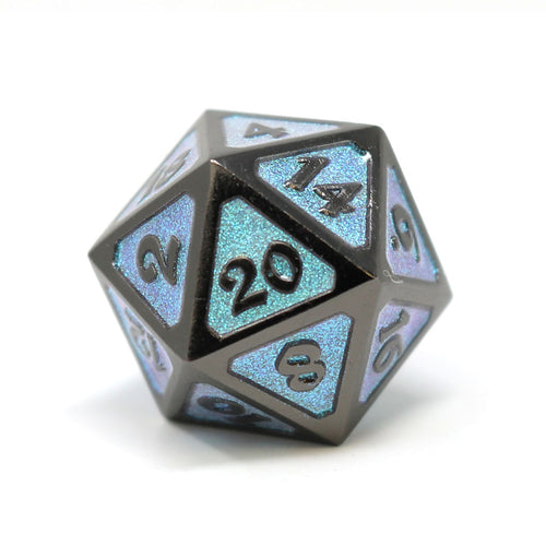 Single d20 - Dreamscape Winter's Embrace