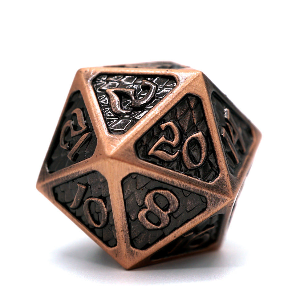 Drakona Eldric Cuprum - Single d20