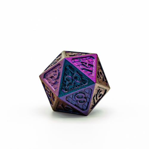 Drakona Khaos Lunar Abyss - Single d20 RPG Die