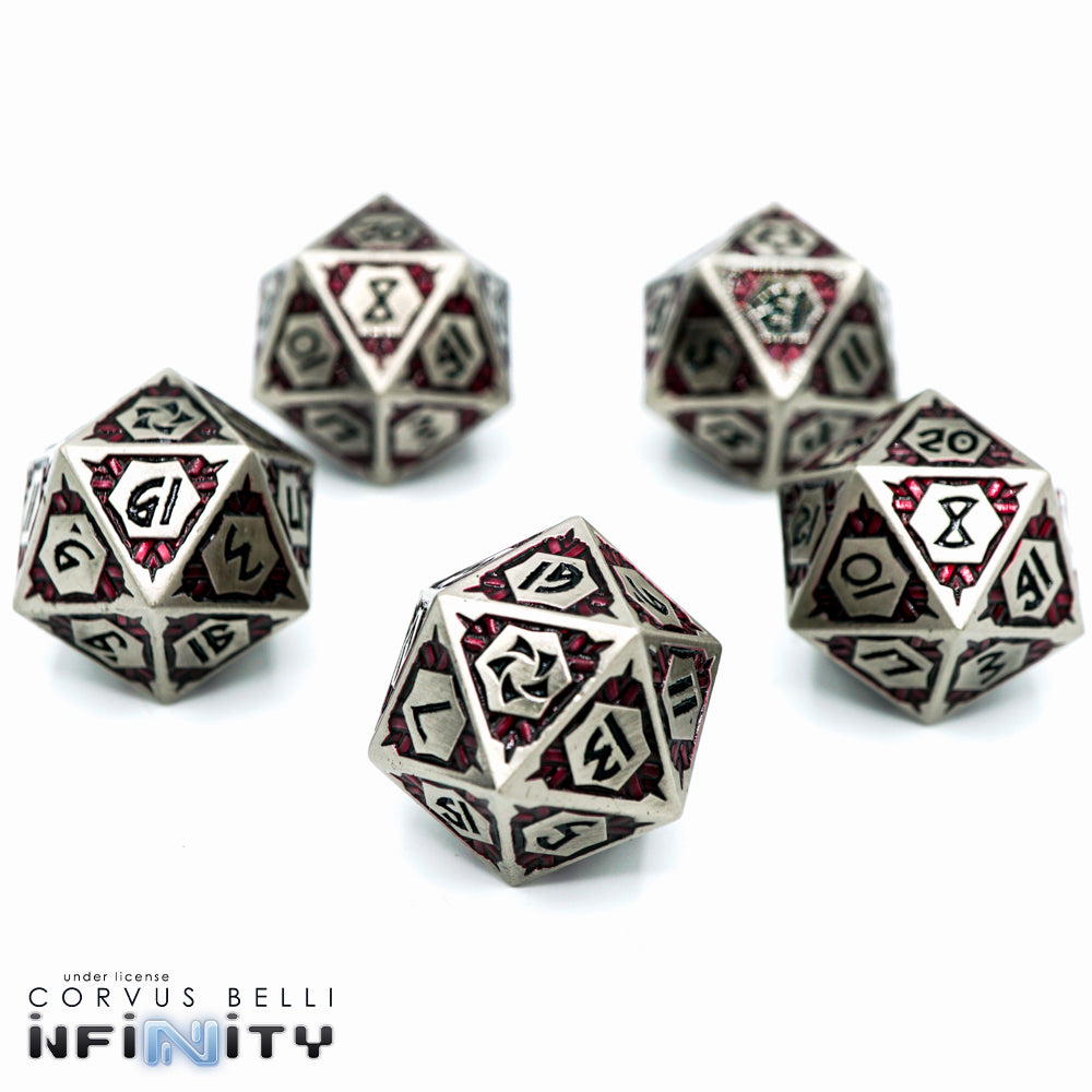Infinity d20 Set - Combined Army