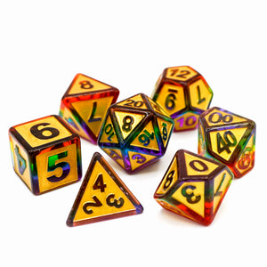 Untamed Leprechaun 7-piece RPG Set