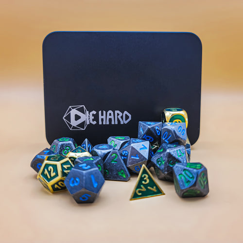 Mystery Metal Dice Pack