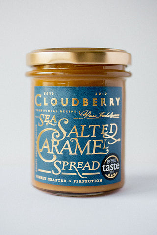 Sea salted caramel