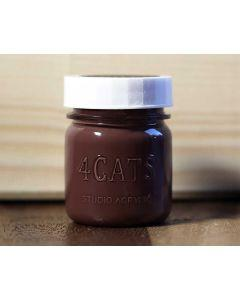 4Cats Acrylic 45 mL | Brown