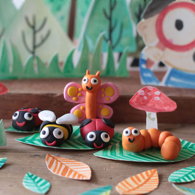 4Cats Ditto Oven-Bake Clay Bug Kit