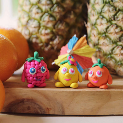 4Cats Ditto Oven-Bake Clay Foodie Fruit Kit