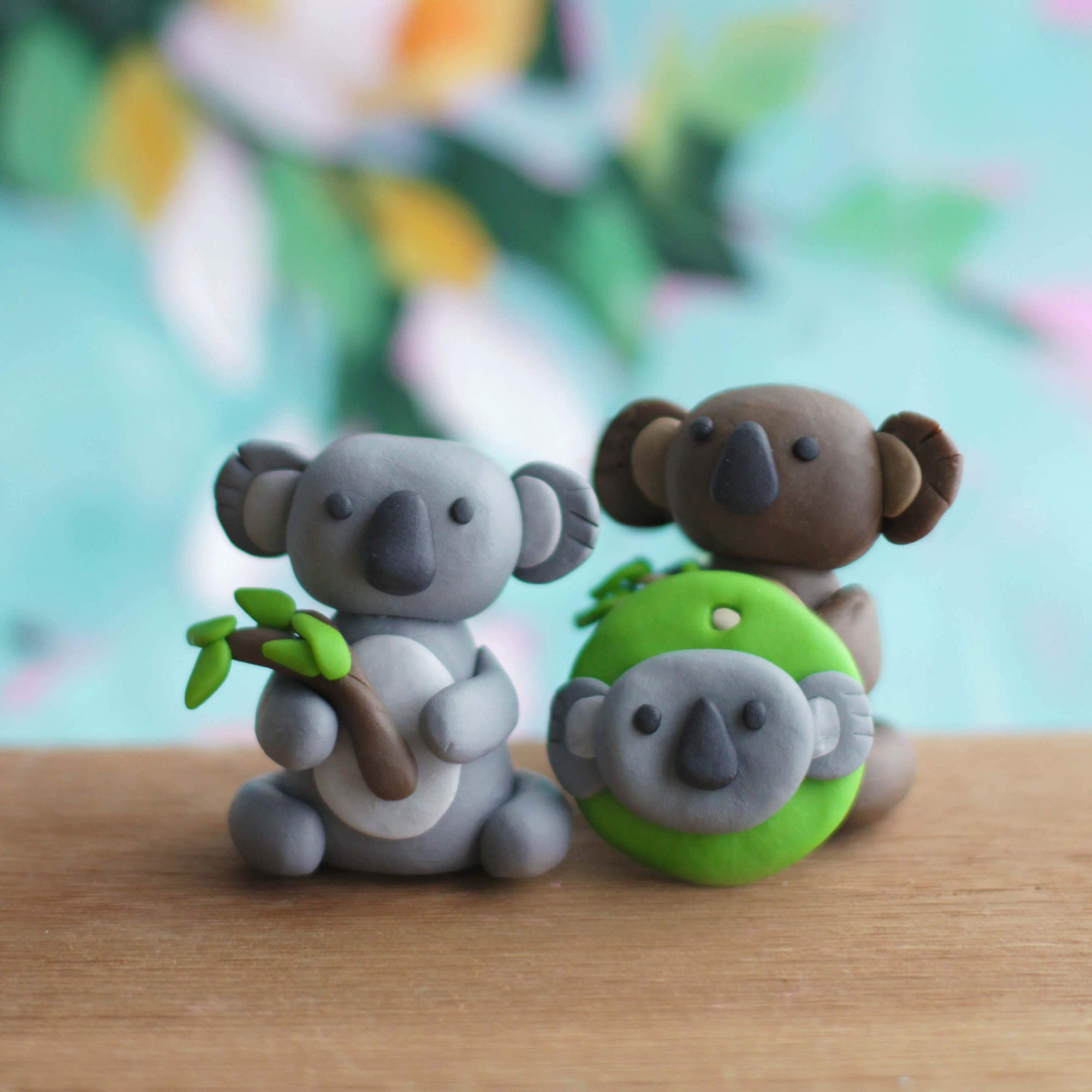 4Cats Ditto Oven-Bake Clay Koala Kit