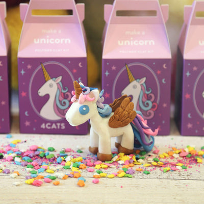 4Cats Ditto Oven-Bake Clay Unicorn Kit