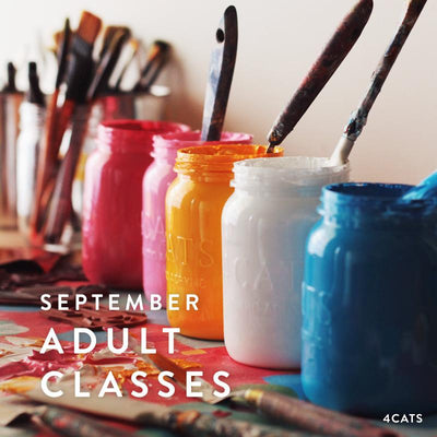 September Adult Classes