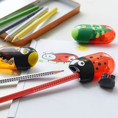 Animal Motif Sharpener Eraser | $5.49