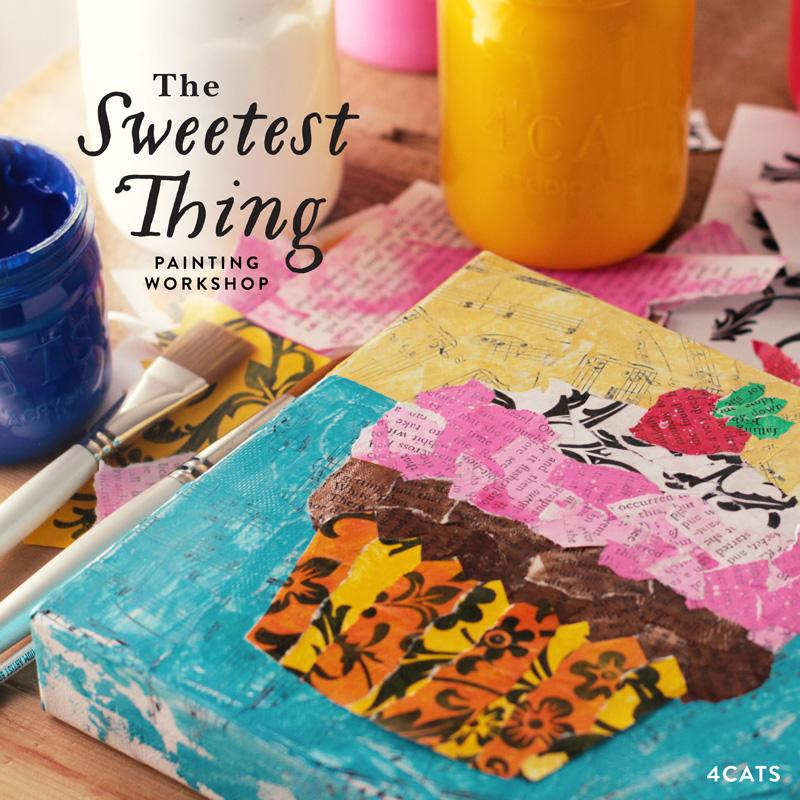 The Sweetest Thing Painting