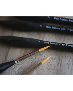 Tri-handle Detail Brushes