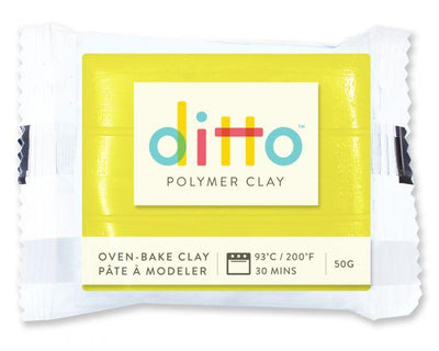 Ditto Oven-Bake Clay