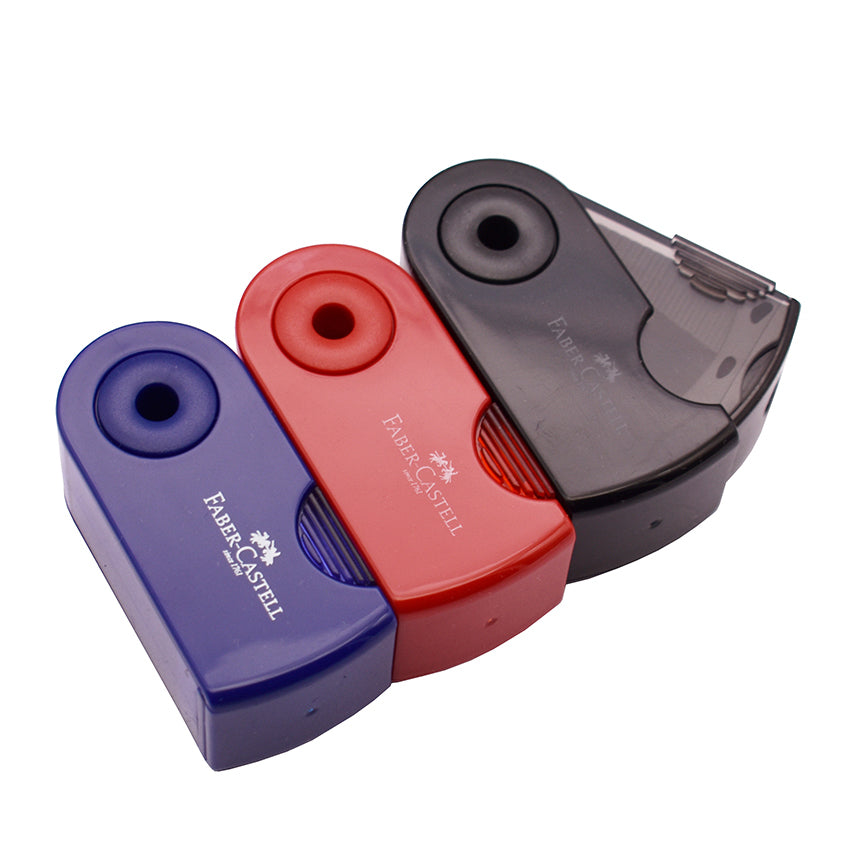 Faber-Castell Dual Sleeve Sharpeners | $5.49