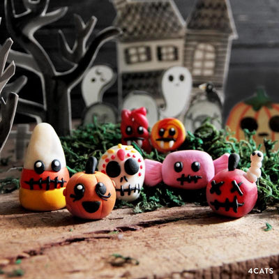 Sculpt a Foodie-Halloween Candy