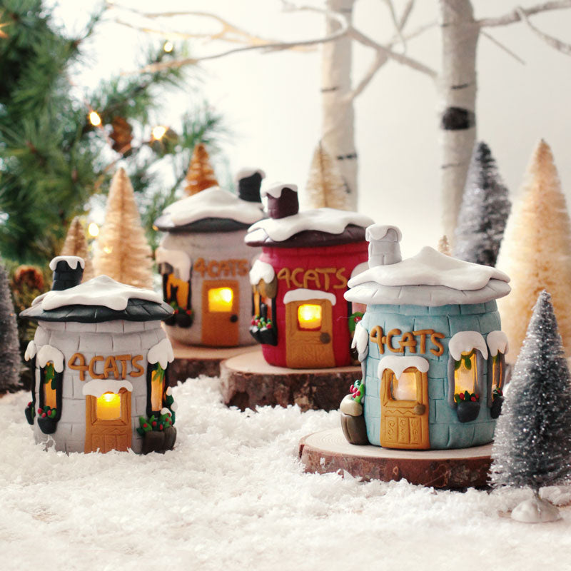 Magical Hyggely Holiday Home Kit with Online Tutorial