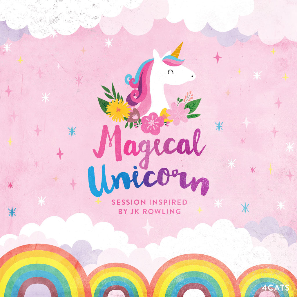 Magical Unicorn Session | J.K. Rowling inspired