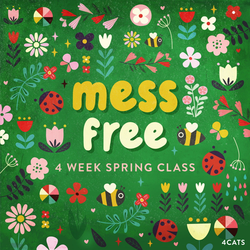 Mess Free | 4 Projects