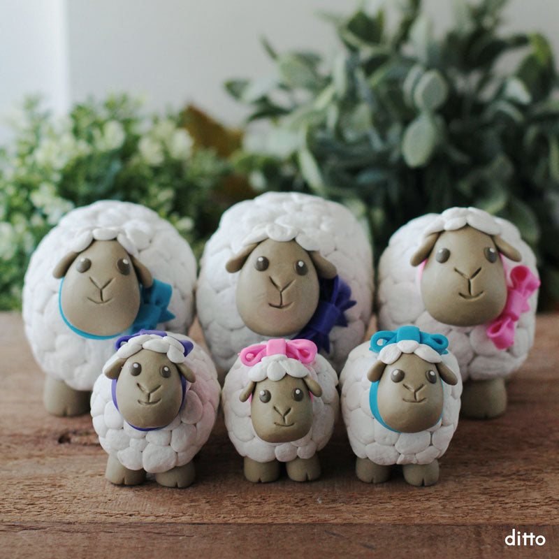 Little Bow Sheep with Online Tutorial