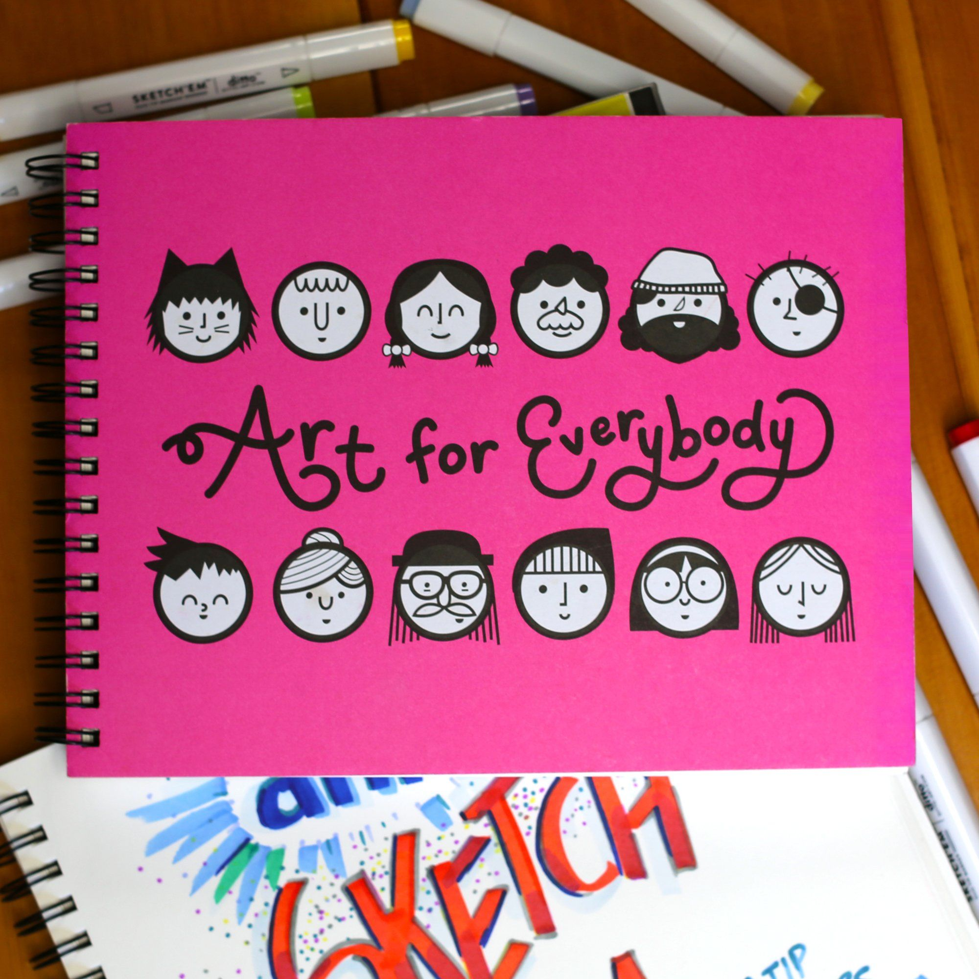 4Cats Sketch Book