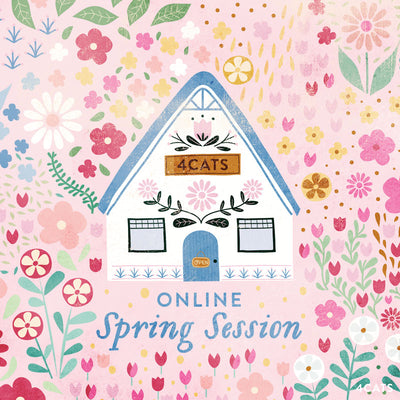 Spring Session Online Class | May 11th
