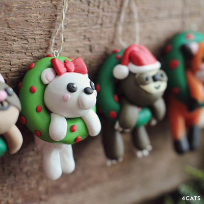 Trim The Tree — Oven-Bake Clay