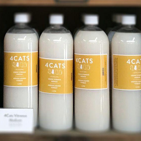 4Cats Liquid Vitreous Medium 1000 ml