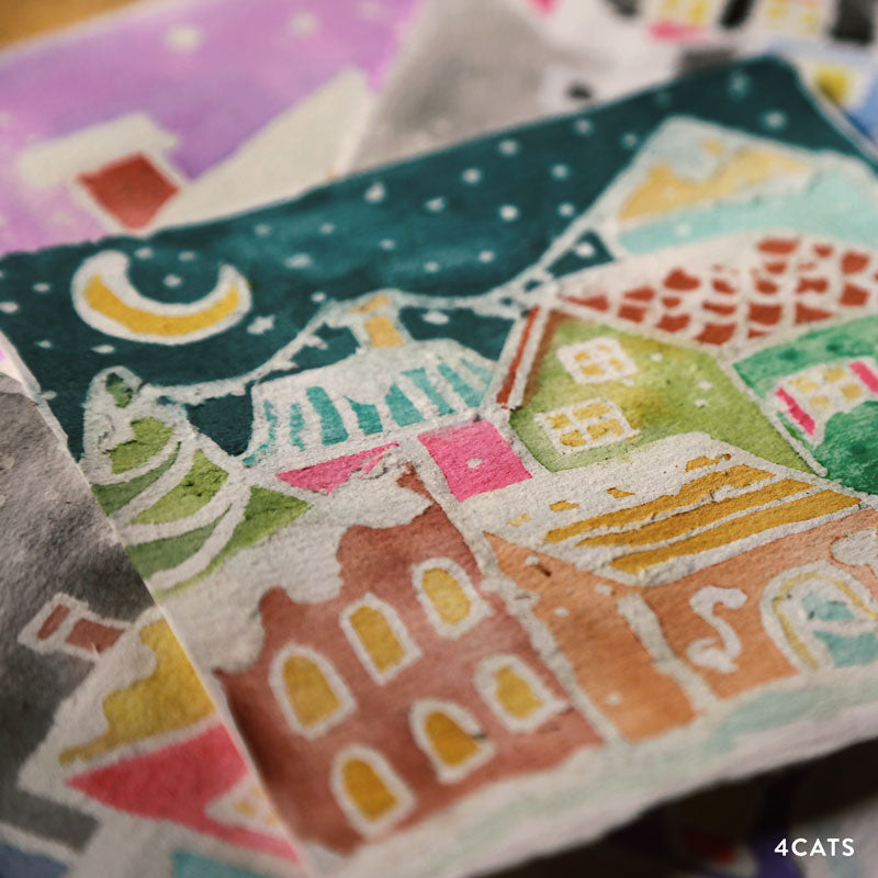 Winter Wonderland Watercolour Kit