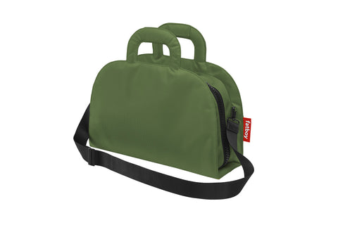 Bolso Fatboy Show Kees Industrial Green