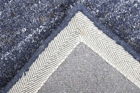 Alfombra Plain Color Indigo