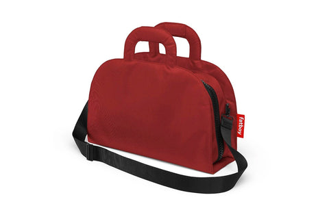 Bolso Fatboy Show Kees Brick Red