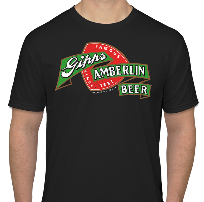 Black Gipps Amberlin Beer