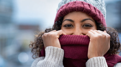 How to Keep Skin from Drying Out in Winter