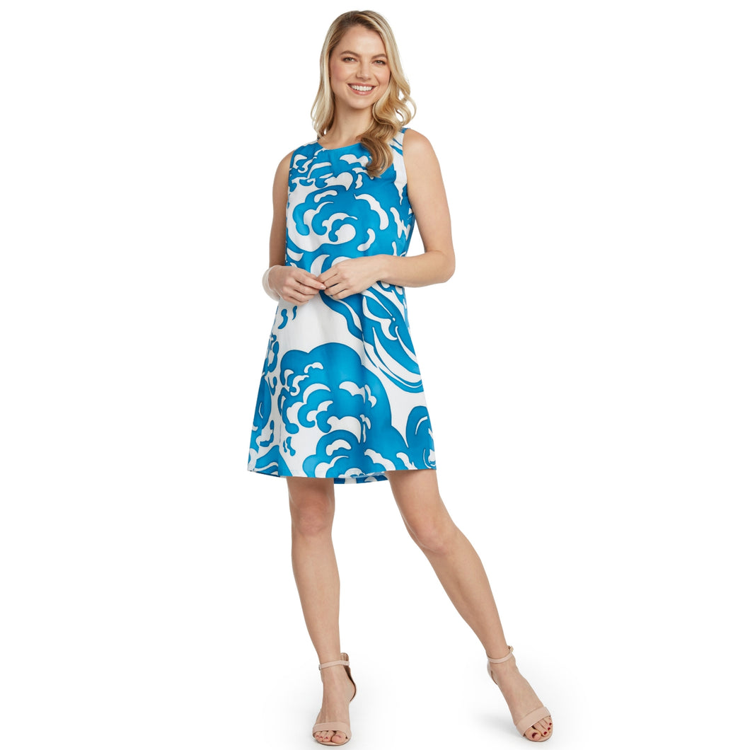 Women's Cotton Jackie Dress- Aramami