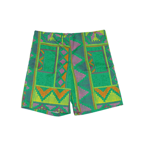 Men's Original Jams - Indian Rug Green - Surf Line Hawaii